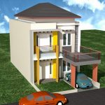 Rumah Minimalis 2 Lantai Yang Sederhana