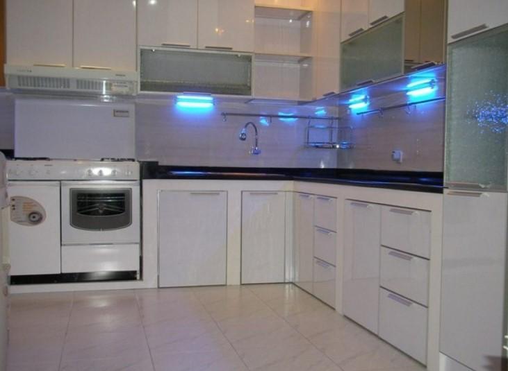 Ukuran Kitchen Set Aluminium