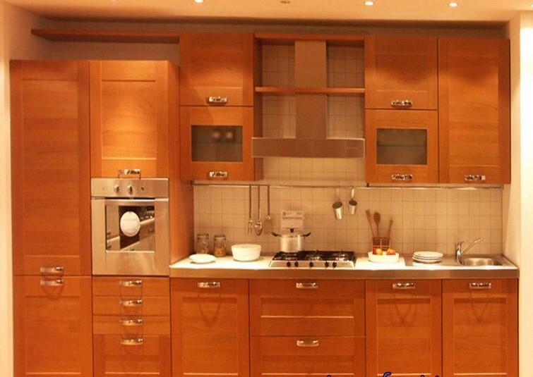 Desain Kitchen Set Kayu Minimalis