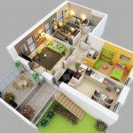 Arsitektur Rumah Minimalis 3 Kamar
