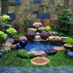 Contoh Dekorasi Taman Rumah