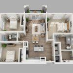 Contoh Desain Rumah Minimalis 3 Kamar Tidur