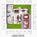 Contoh Rumah Minimalis 3 Kamar Tidur