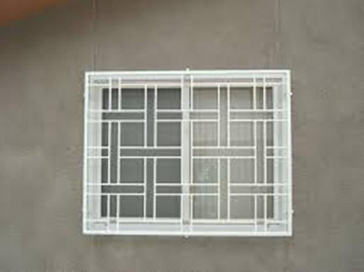 Contoh Teralis Jendela Rumah Minimalis