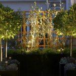 Dekorasi Lampu Kerlap Kerlip yang Cantik
