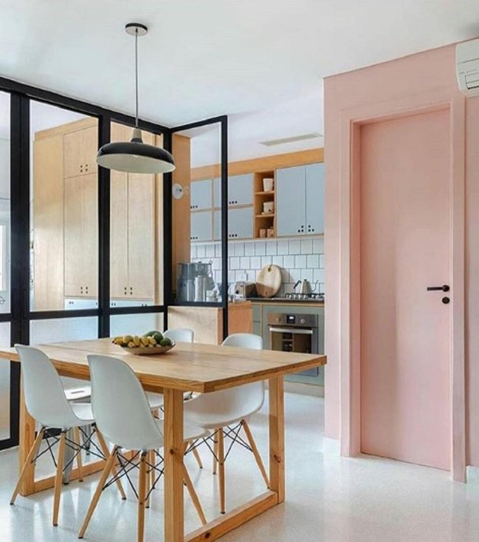Dekorasi Rumah Pink
