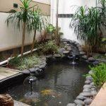 Dekorasi Taman Air Mancur