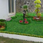 Dekorasi Taman Belakang Rumah Minimalis