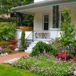 Dekorasi Taman Depan Rumah Minimalis