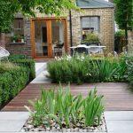 Dekorasi Taman Halaman Rumah Minimalis