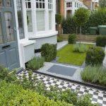 Dekorasi Taman Kecil Depan Rumah