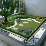 Contoh Dekorasi Taman Minimalis