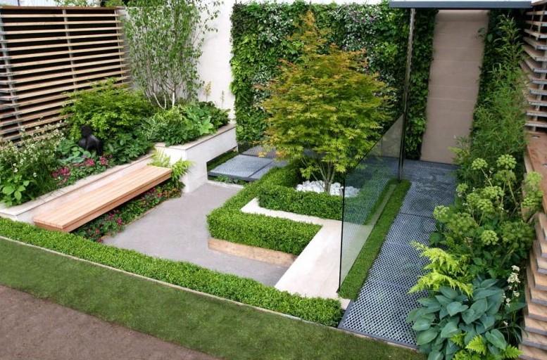Dekorasi Taman Minimalis dalam Rumah dengan Sentuhan Ala Jepang
