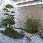 Dekorasi Taman Pasir ala Zen