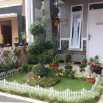 Dekorasi Taman Rumah Minimalis Sederhana