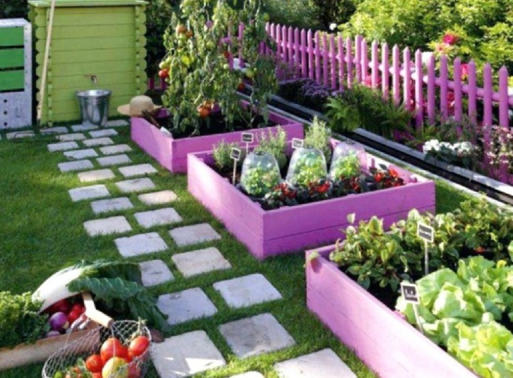 Dekorasi Taman Untuk Rumah Minimalis