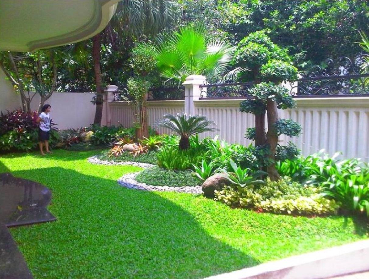 Desain Dekorasi Taman Rumah