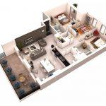 Desain Rumah Minimalis 3 Kamar Beserta Ukuran