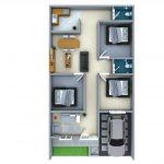Desain Rumah Minimalis Satu Lantai 3 Kamar
