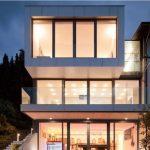 Desain Rumah Minimalis Sederhana 3 Lantai