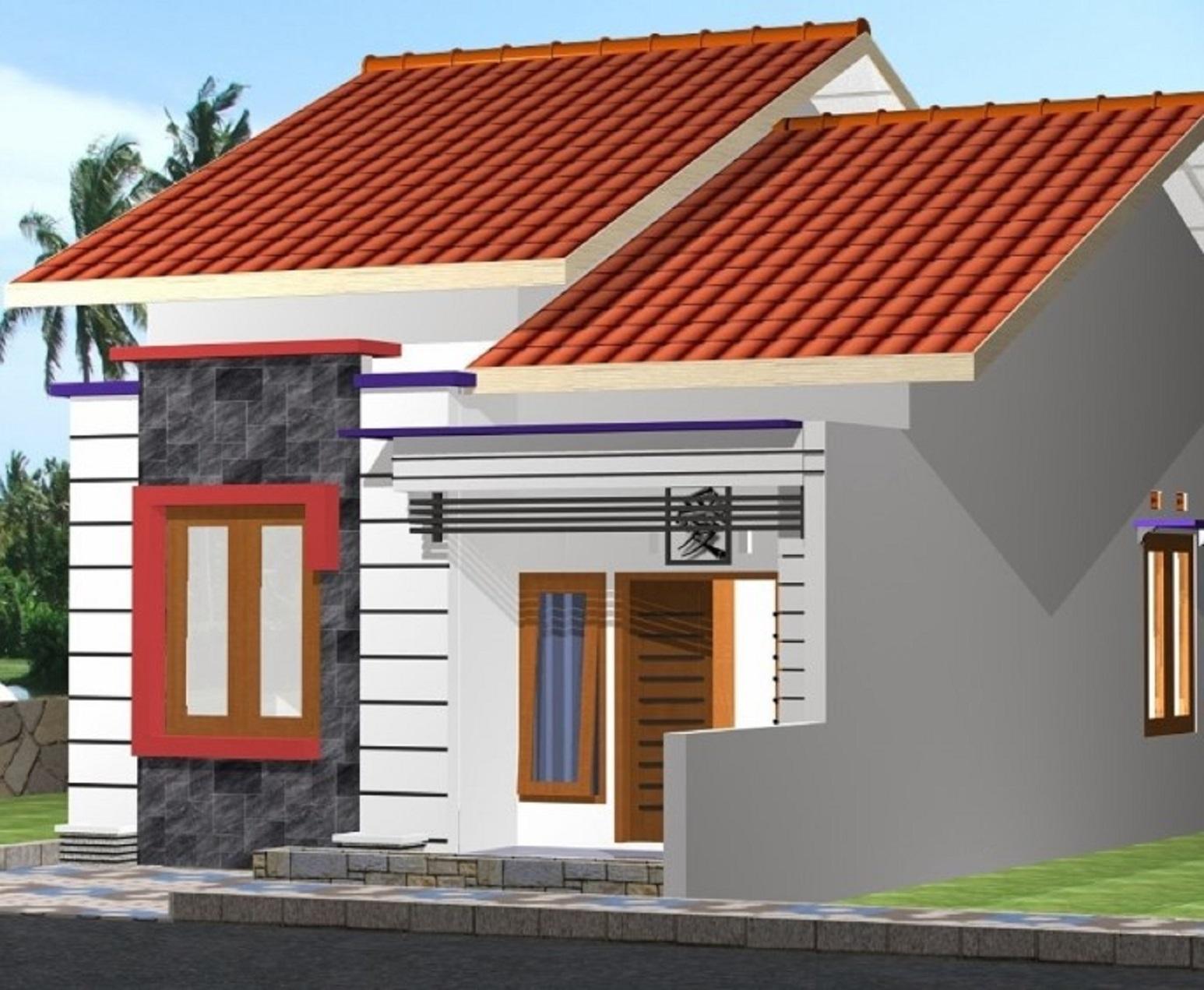 Foto Rumah Minimalis Sederhana 1 Lantai