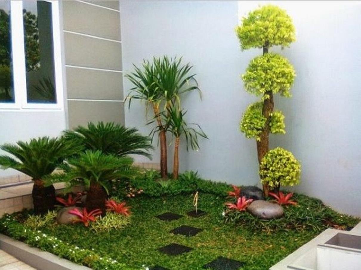 Gambar Dekorasi Taman Minimalis