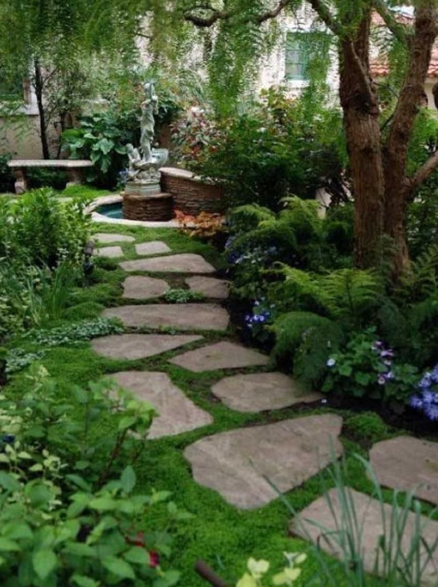 Gambar Dekorasi Taman Rumah Minimalis