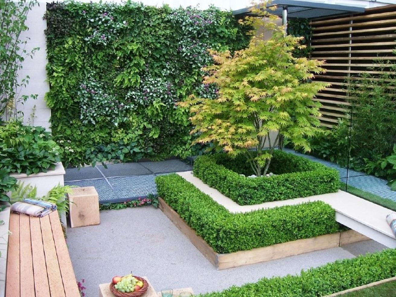 Gambar Dekorasi Taman Rumah