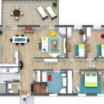 Gambar Desain Rumah Minimalis 3 Kamar