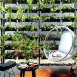 Hadirkan Vertical Garden yang Cantik