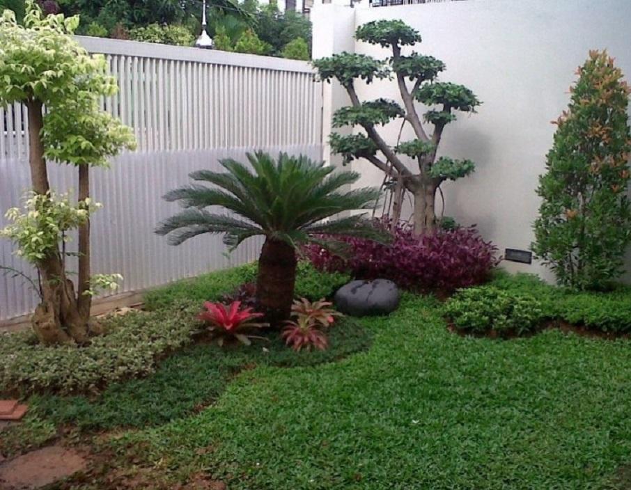 Harga Dekorasi Taman Minimalis