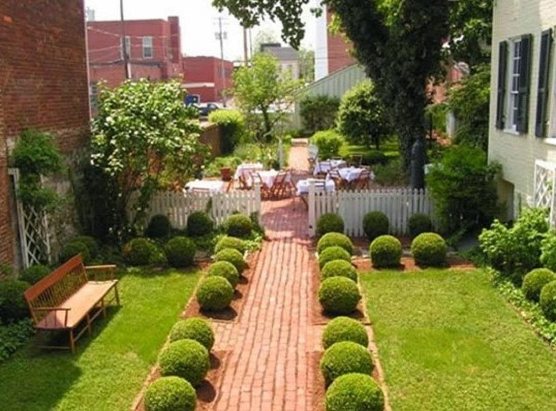 Ide Dekorasi Taman Depan Rumah
