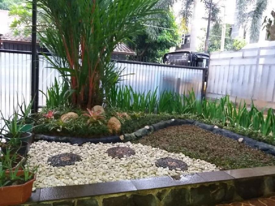Inspirasi Dekorasi Taman Minimalis