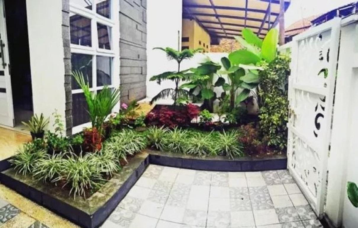 Kreasi Desain Dekorasi Taman Rumah
