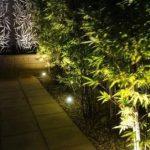 Lighting untuk Dekorasi Taman Minimalis
