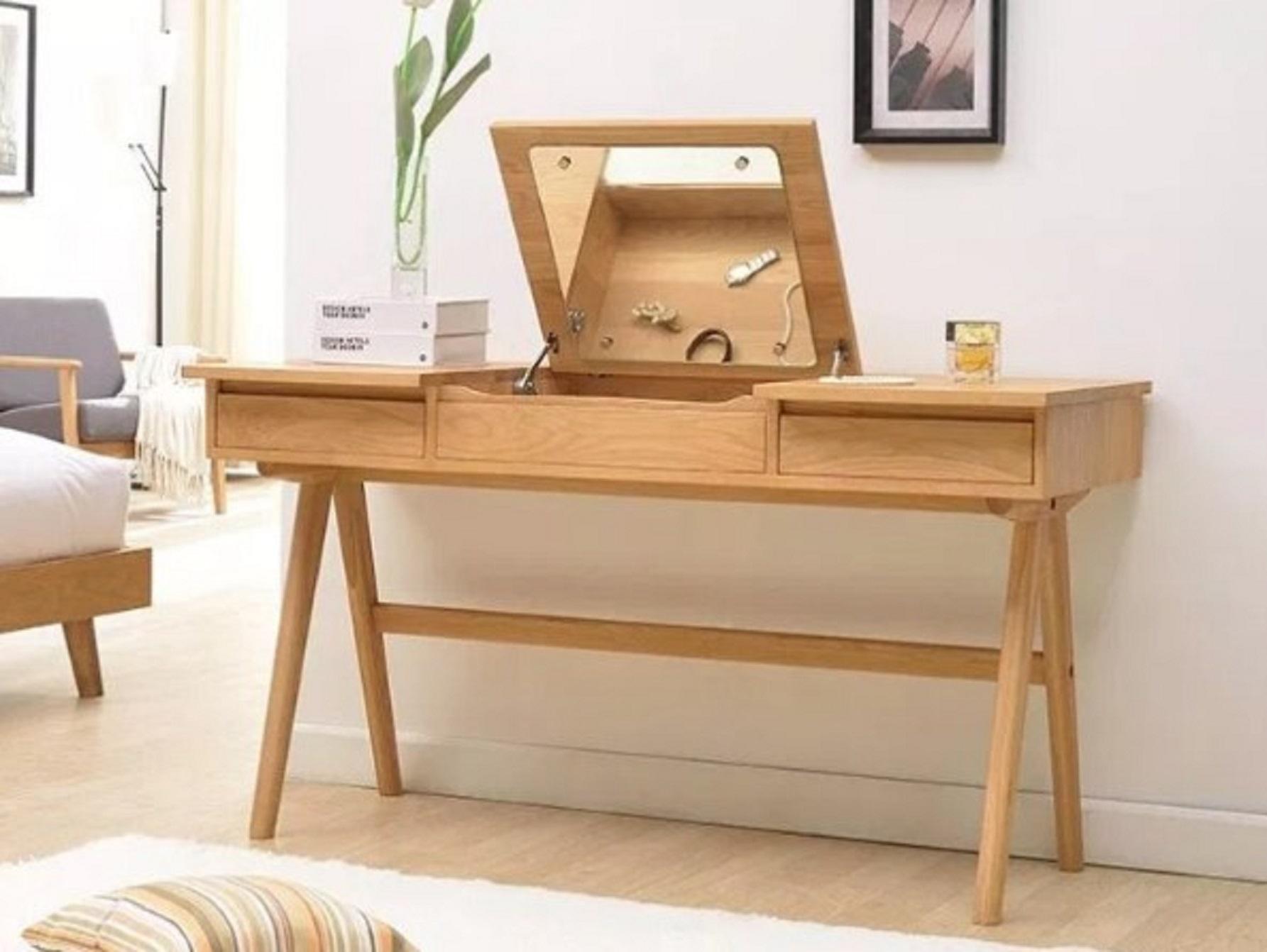 Meja Rias Minimalis yang Maksimal untuk Istri