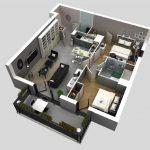 Model Desain Rumah Minimalis 3 Kamar