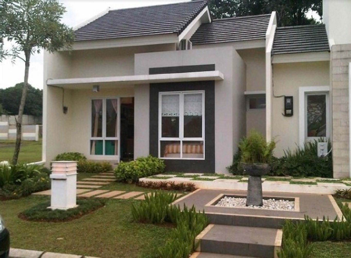 Model Rumah Minimalis Sederhana Type 45