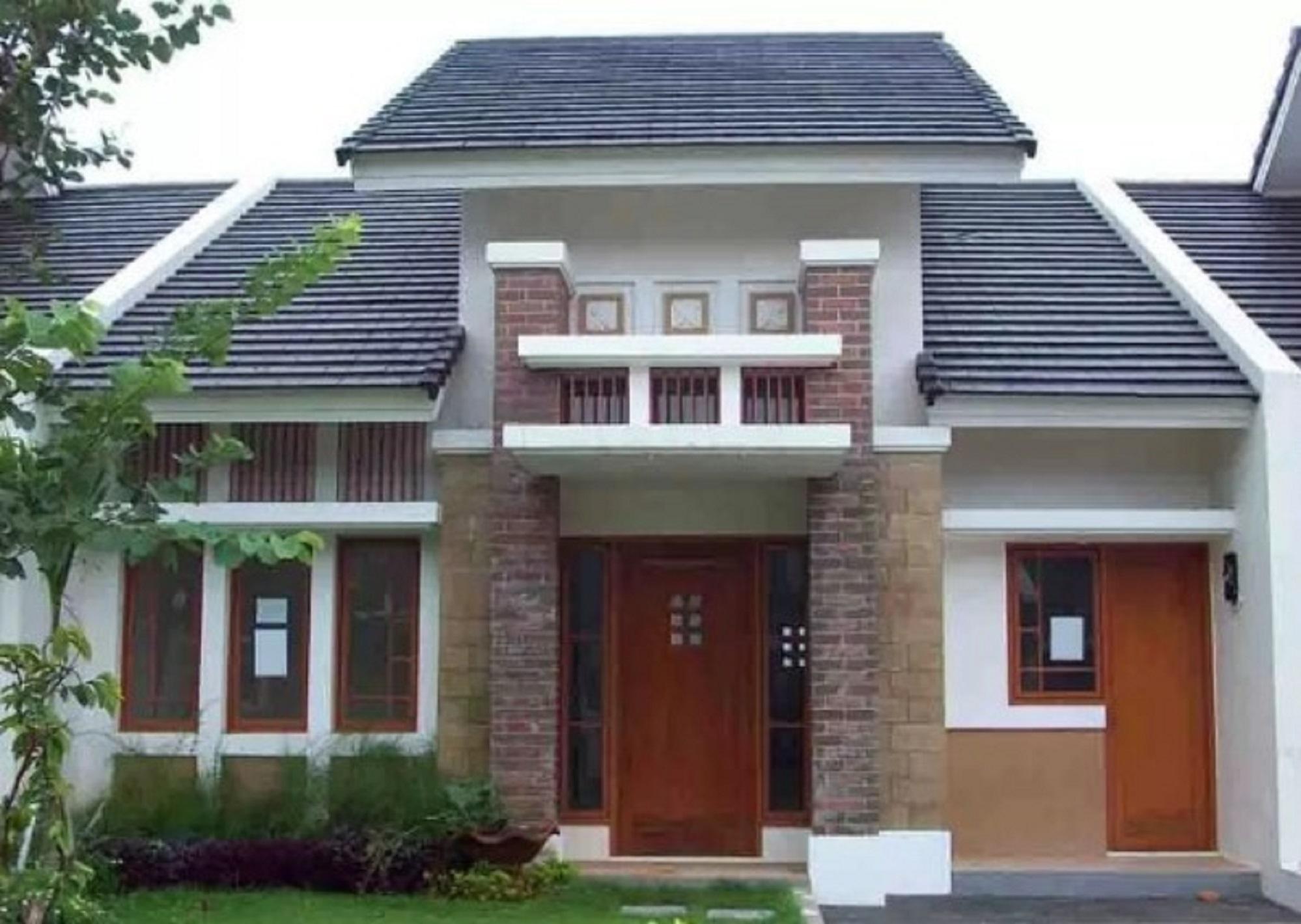 Model Rumah Minimalis Sederhana Type 60