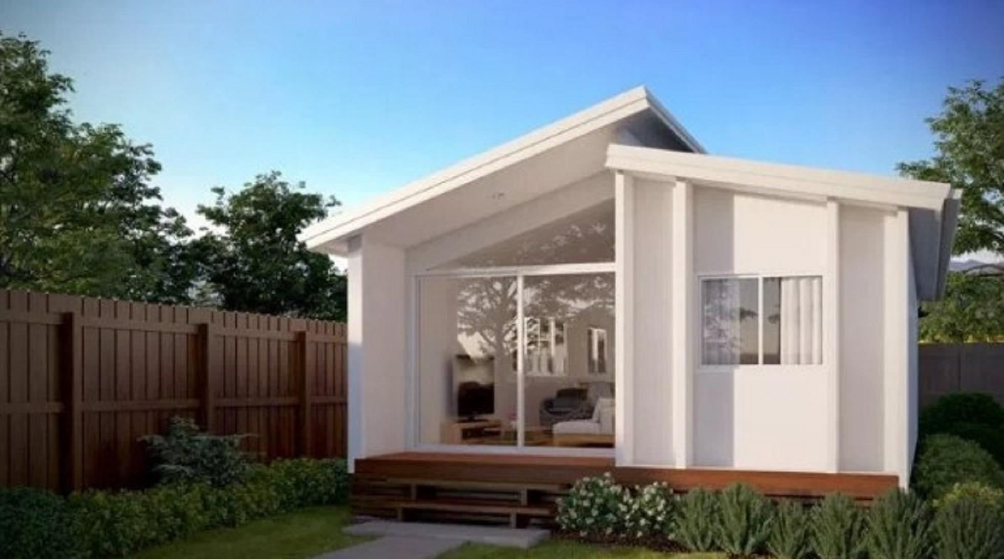 Model Rumah Minimalis Sederhana Type Modular