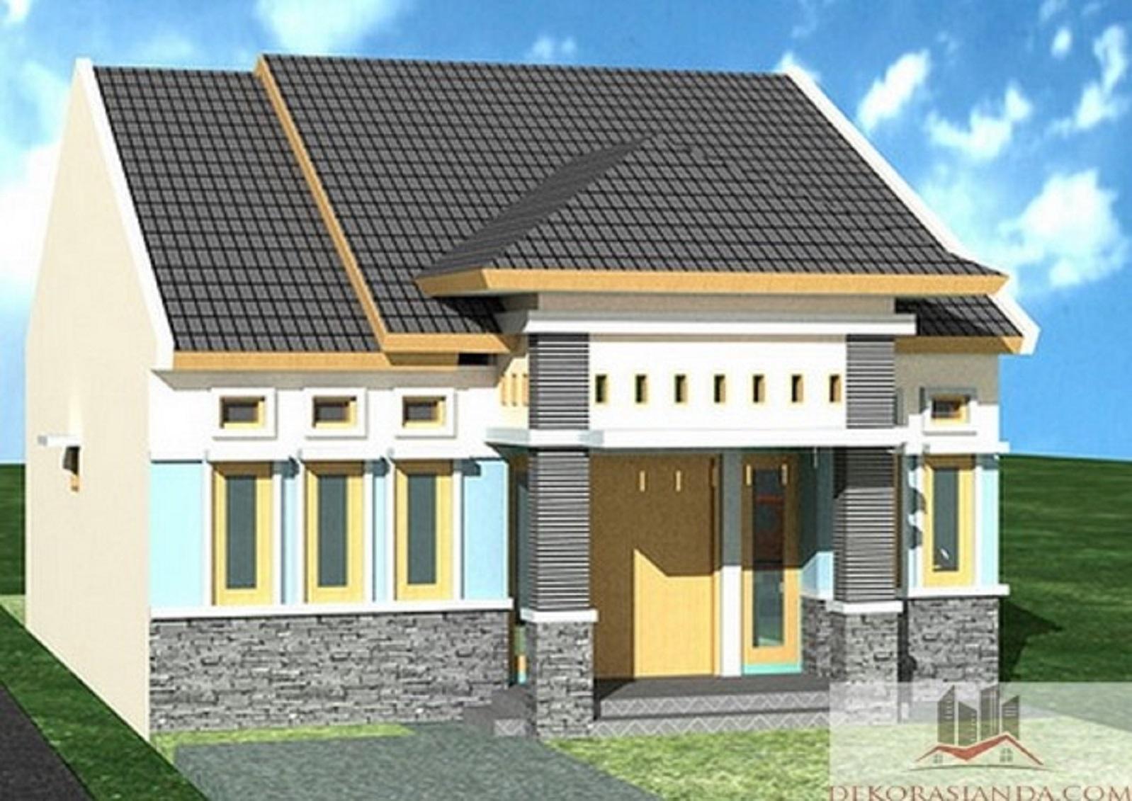 Model Rumah Minimalis Yang Sederhana