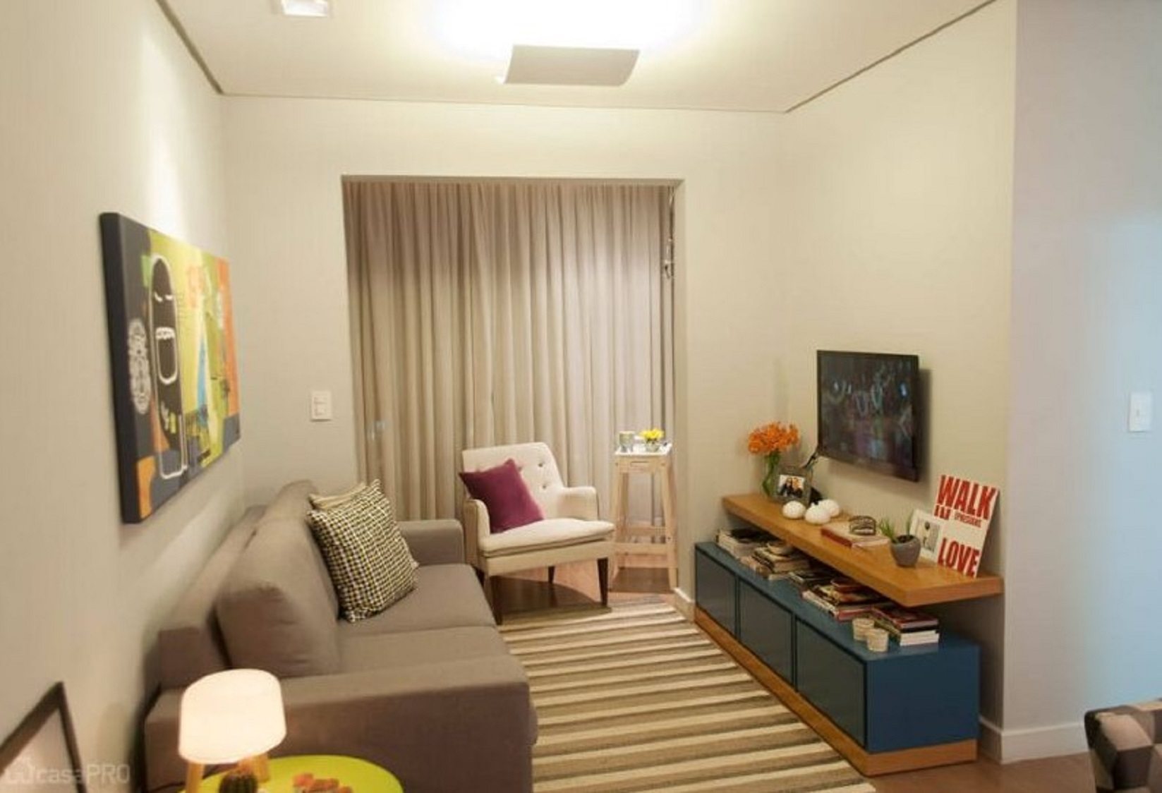 Ruangan Rumah Minimalis Sederhana