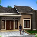Rumah Minimalis Sederhana 1 Lantai
