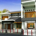 Rumah Minimalis Sederhana 2 Lantai Terbaru