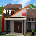 Rumah Minimalis Sederhana 2 Lantai Type 36