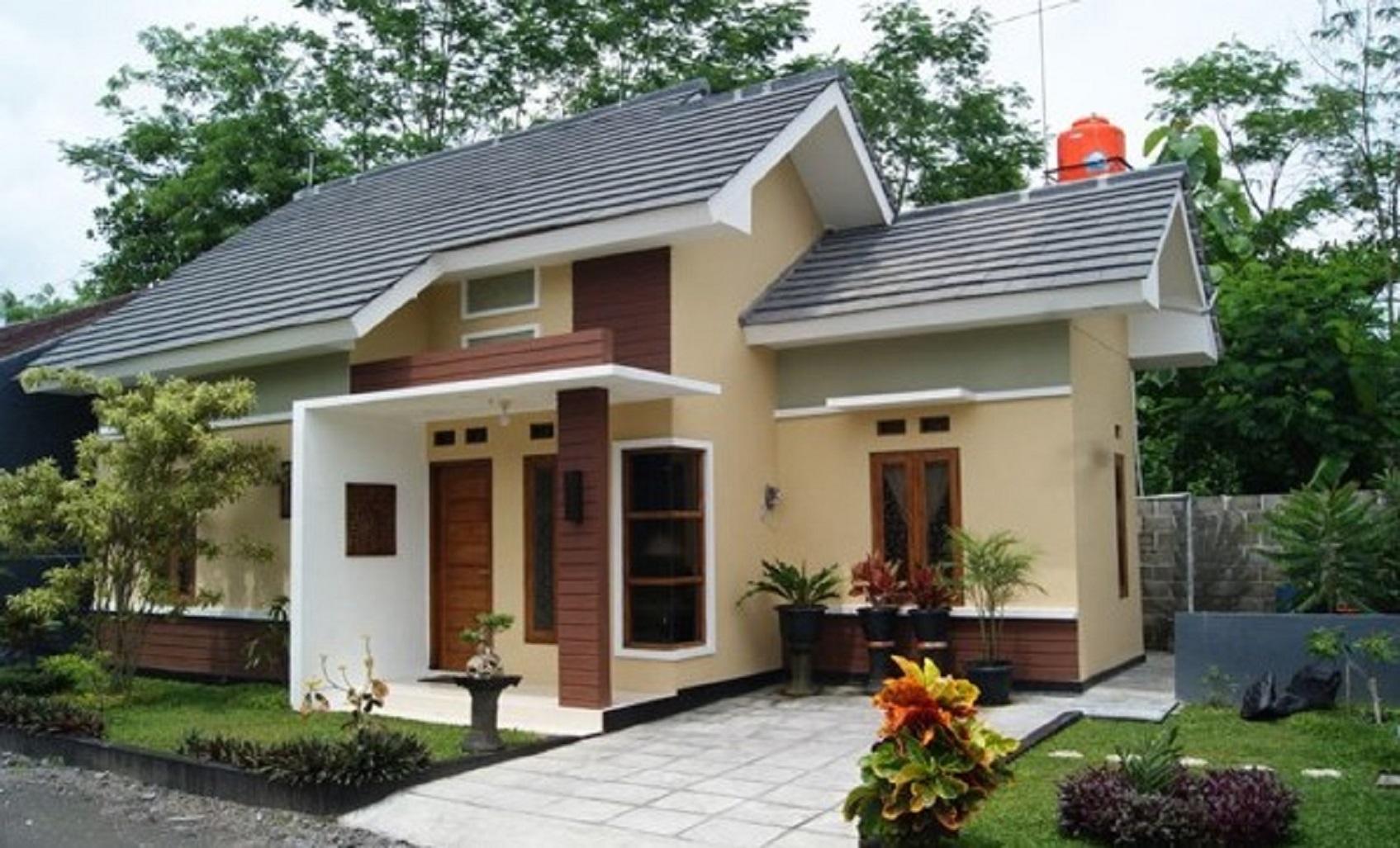 Rumah Minimalis Sederhana Di Desa