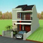 Rumah Minimalis Sederhana Lantai 2