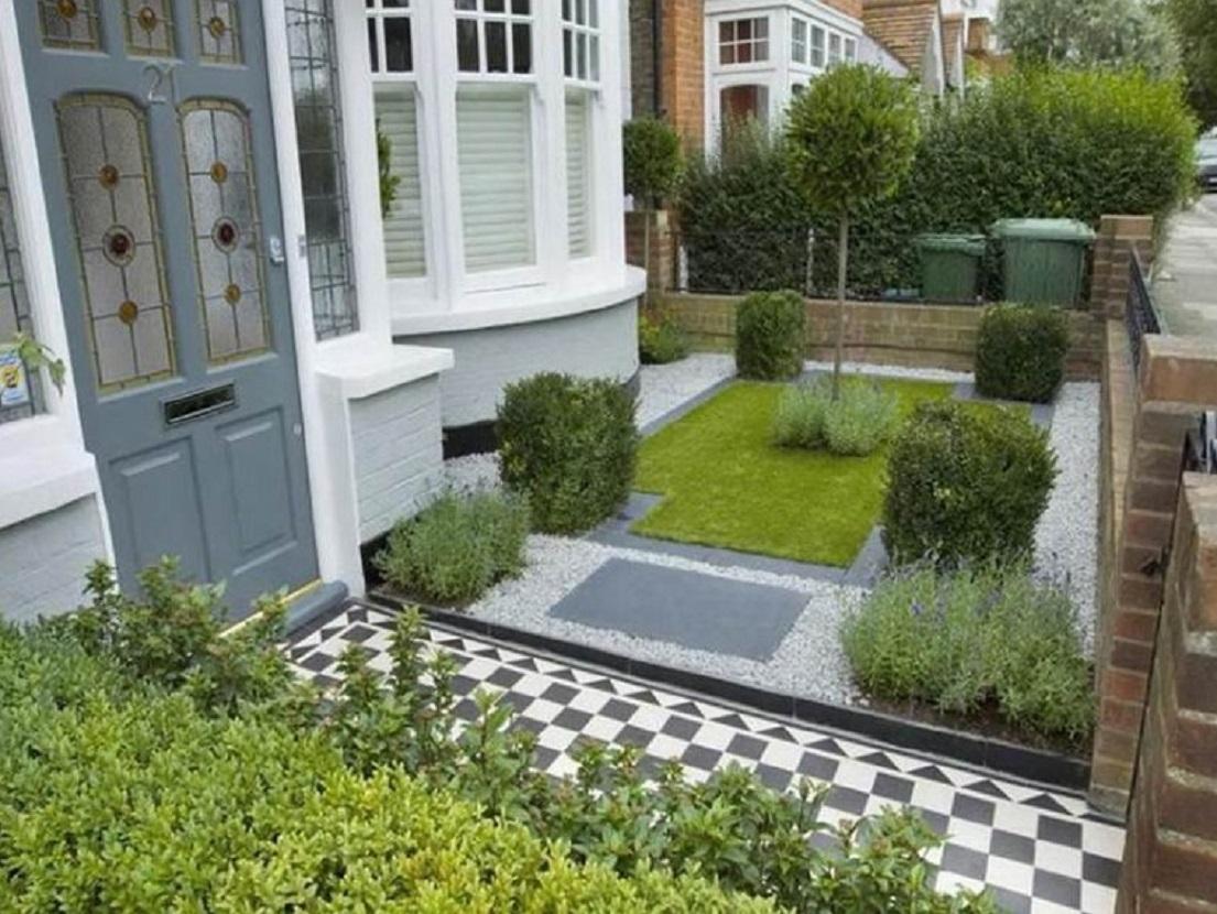 Taman Minimalis Untuk Dekorasi Rumah
