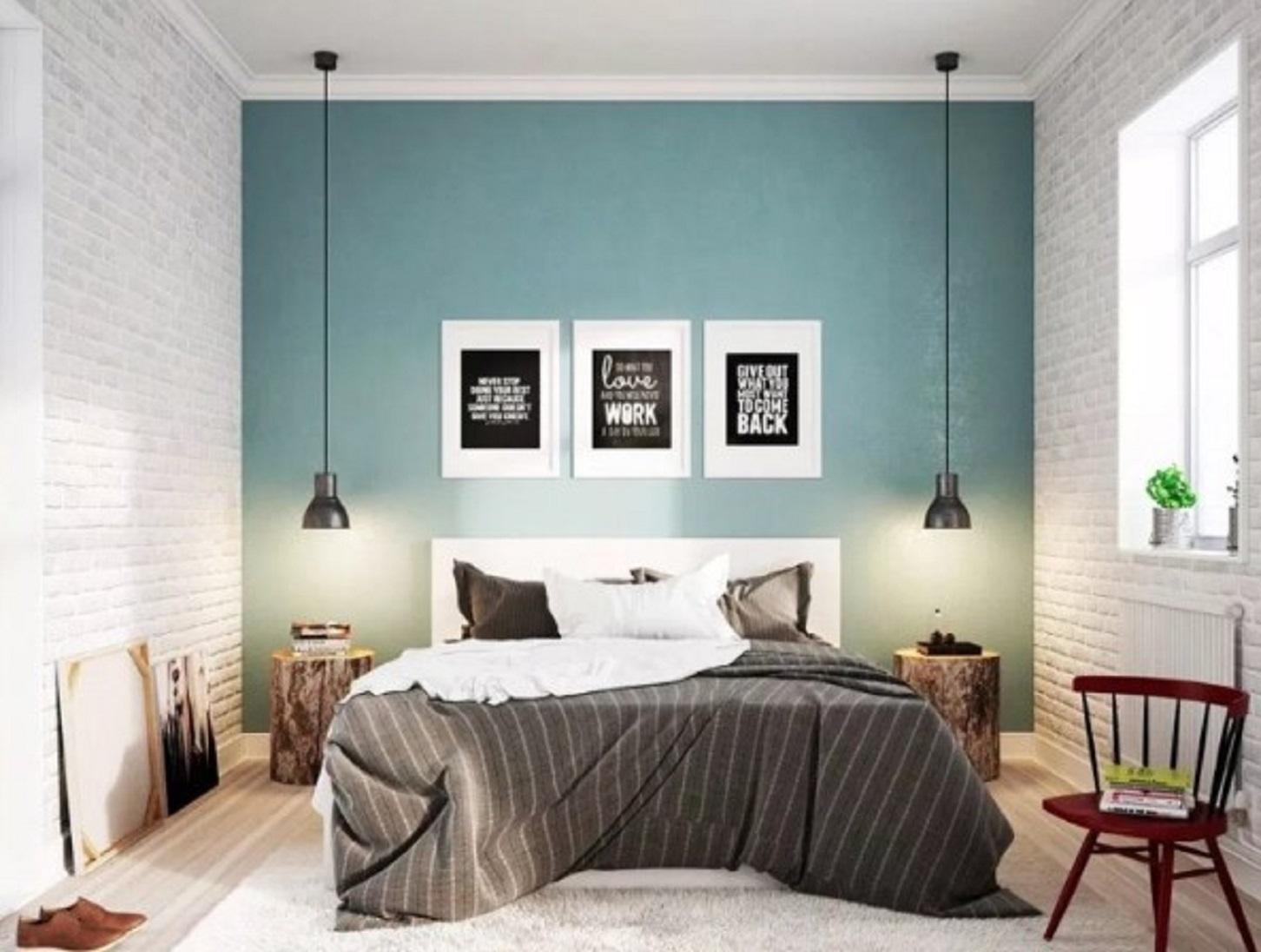 Tempat Tidur Sederhana yang Empuk dan Nyaman