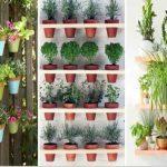 Vertical Garden untuk Dekorasi Taman Dalam Rumah